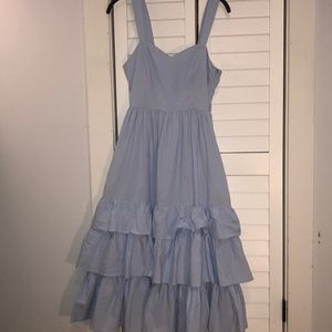 """ Cinderella"" inspired dress!"
